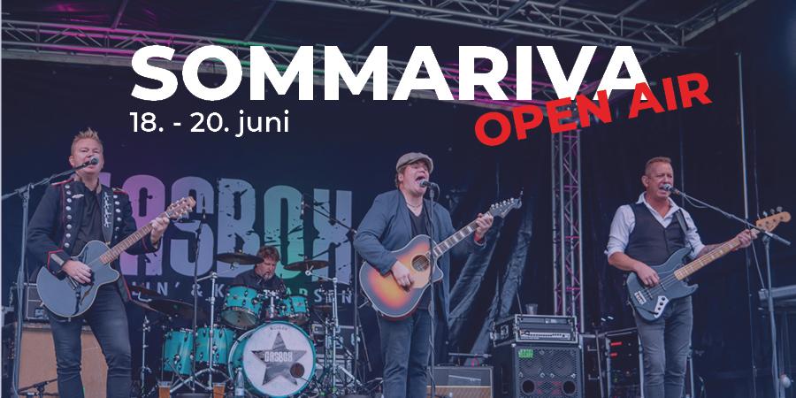 Sommariva Open Air 18. -19. juni